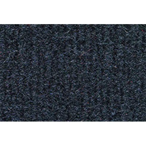 88-91 Honda Prelude Complete Carpet 840 Navy Blue