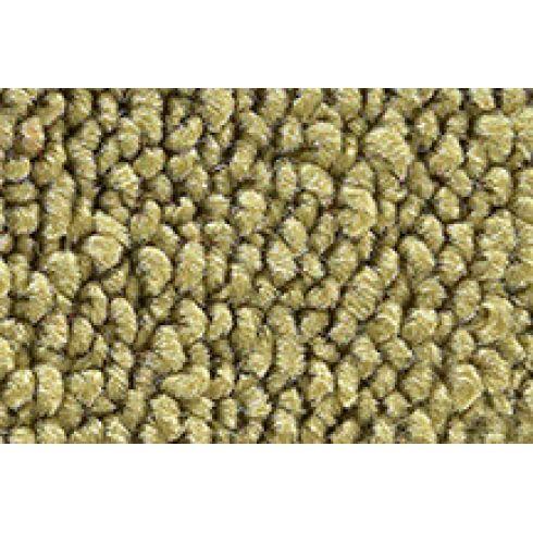 68-70 Pontiac Tempest Complete Carpet 04 Ivy Gold
