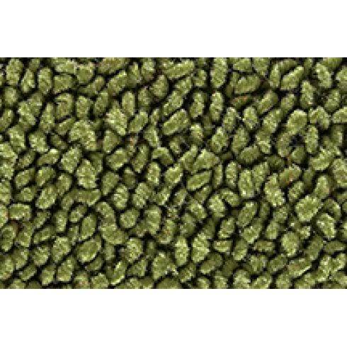 60-65 Ford Falcon Complete Carpet 14 Moss Green