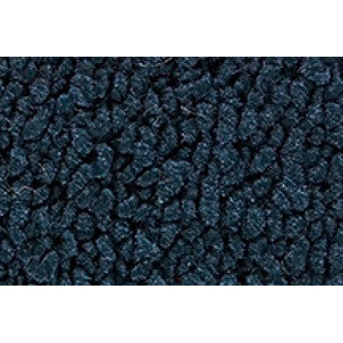 63-65 Mercury Comet Complete Carpet 07 Dark Blue