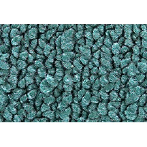 55-55 Chevrolet Nomad Complete Carpet 15 Teal