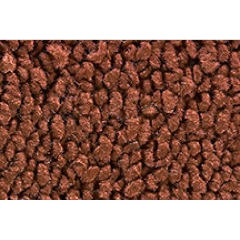 57-57 Oldsmobile Starfire Complete Carpet 39 Dark Copper