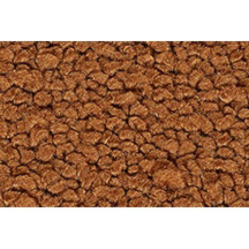 55-56 Mercury Custom Complete Carpet 34 Orange