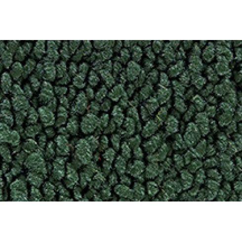 57-58 Cadillac DeVille Complete Carpet 08 Dark Green