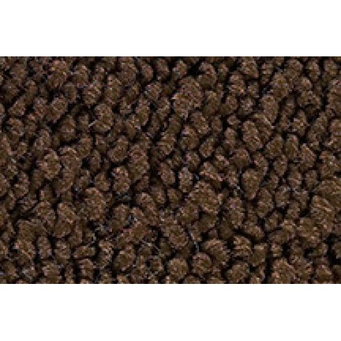 58-58 Chevrolet Biscayne Complete Carpet 10 Dark Brown