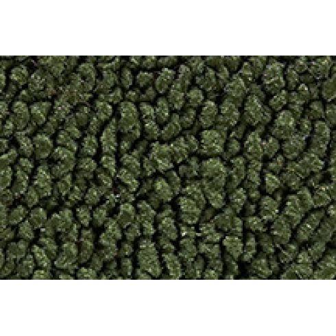 67-72 Chevrolet C10 Pickup Complete Carpet 30 Dark Olive Green