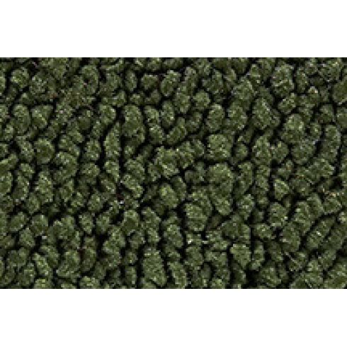65-73 Plymouth Fury Complete Carpet 30 Dark Olive Green