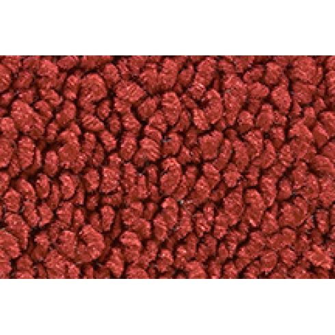 61-63 Chevrolet Impala Complete Carpet 41 Medium Red