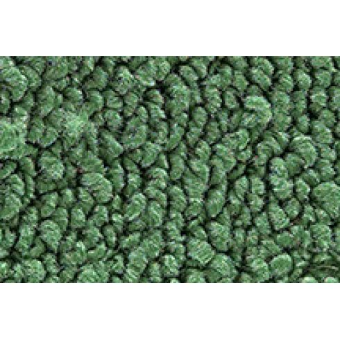 55-57 Chevrolet Bel Air Complete Carpet 38 Light Green