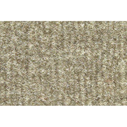 90-93 Honda Accord Complete Carpet 7075 Oyster / Shale