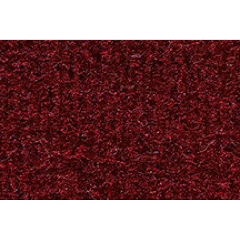 82-85 Honda Accord Complete Carpet 825 Maroon