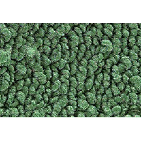 55-57 Pontiac Chieftain Complete Carpet 38 Light Green