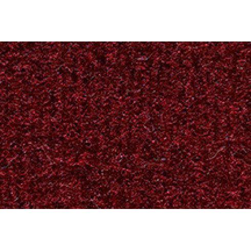 87-89 Chevrolet Beretta Complete Carpet 825 Maroon