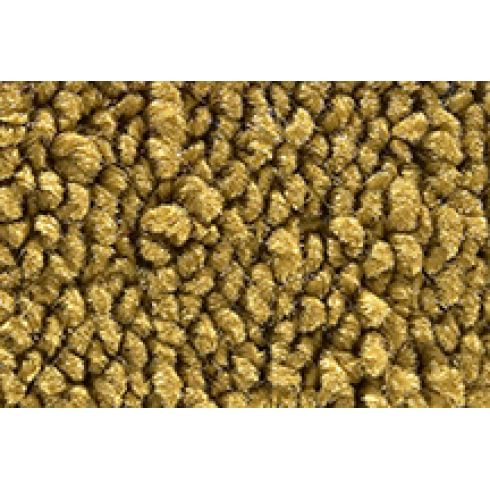 64-67 Pontiac LeMans Complete Carpet 20 Gold