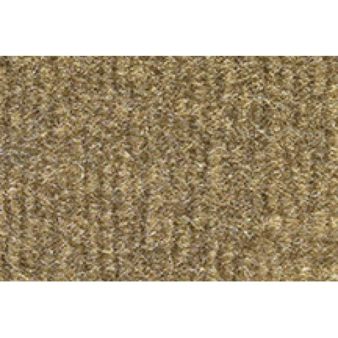 85-88 Chevrolet Spectrum Complete Carpet 7140 Medium Saddle