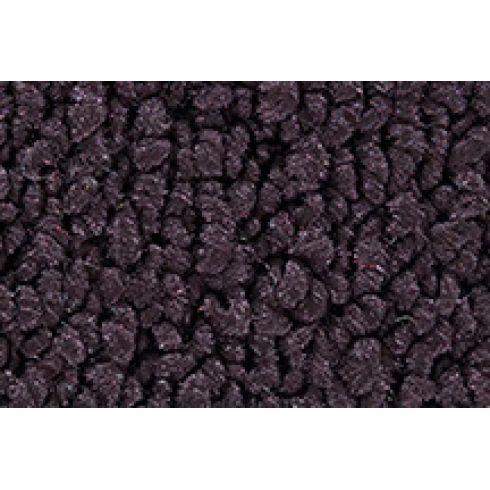 65-66 Oldsmobile Starfire Complete Carpet 40 Plum