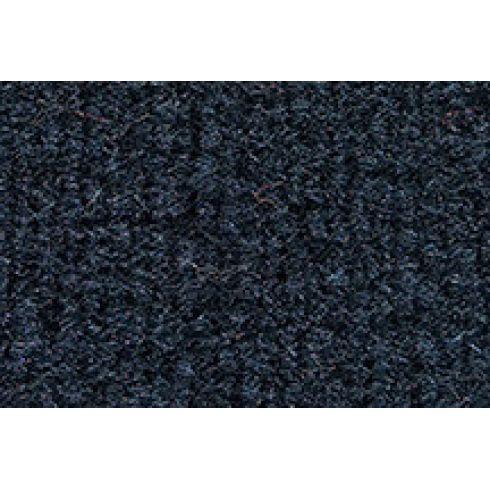 81-82 Pontiac T1000 Complete Carpet 7130 Dark Blue