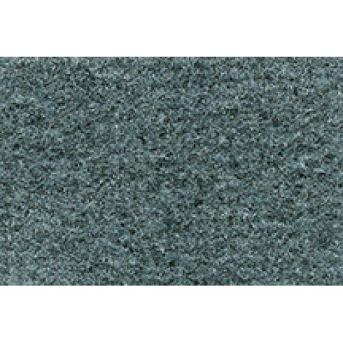 81-82 Pontiac T1000 Complete Carpet 8042 Silver Grn/Jade