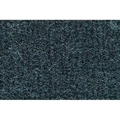 81-82 Pontiac T1000 Complete Carpet 839 Federal Blue