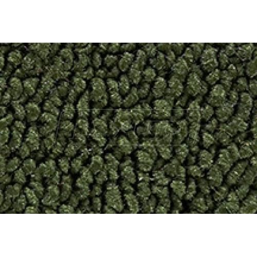 63-66 Plymouth Valiant Complete Carpet 30 Dark Olive Green