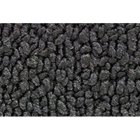 64-67 Chevrolet Chevelle Complete Carpet 35 Charcoal
