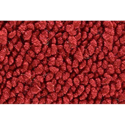 73 Oldsmobile Cutlass Complete Carpet 02 Red
