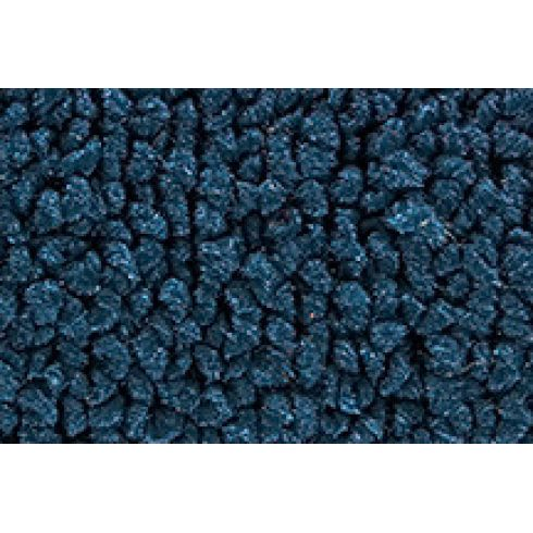 72-73 Plymouth Gran Fury Complete Carpet 16 Shade 13 Blue
