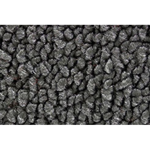 65-68 Mercury Montclair Complete Carpet 22 Gunmetal Gray