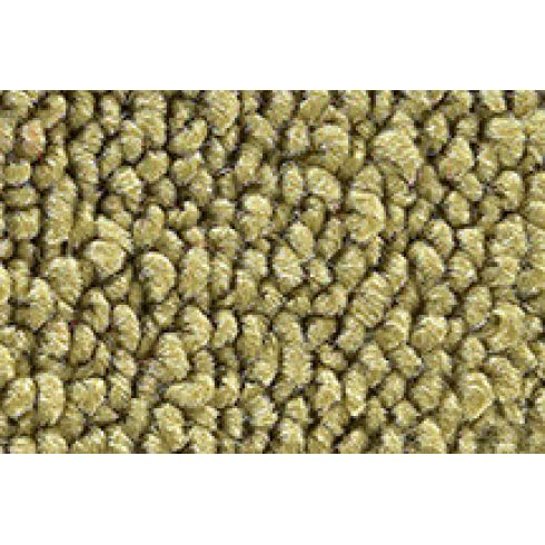65-73 Plymouth Fury Complete Carpet 04 Ivy Gold
