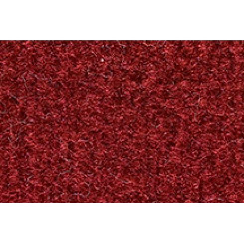 86-91 Pontiac Grand Am Complete Carpet 7039 Dk Red/Carmine