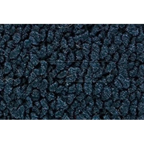 68-70 Pontiac Safari Complete Carpet 07 Dark Blue