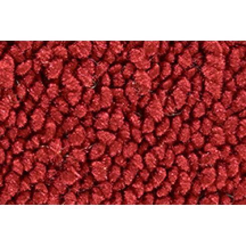 56-57 Pontiac Chieftain Complete Carpet 02 Red