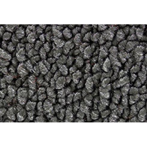 56-57 Pontiac Chieftain Complete Carpet 22 Gunmetal Gray