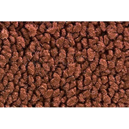56-57 Pontiac Chieftain Complete Carpet 39 Dark Copper