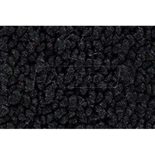 73-75 Chevrolet Corvette Complete Carpet 01 Black
