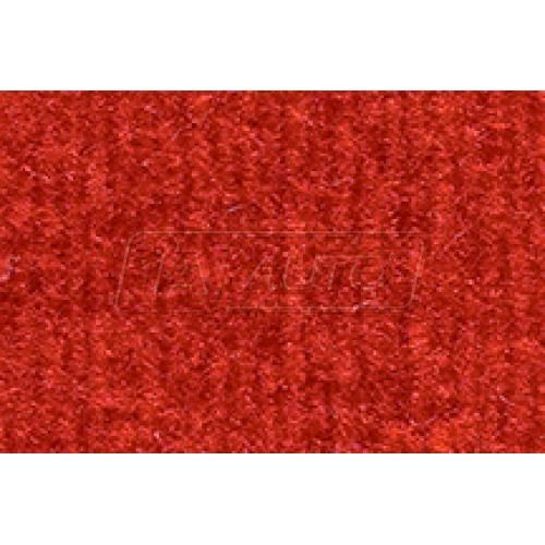 90-93 Chevrolet Corvette Complete Carpet 9936 Torch Red