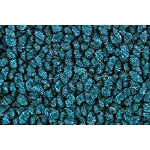 71-75 Chevrolet Corvette Complete Carpet 17 Bright Blue