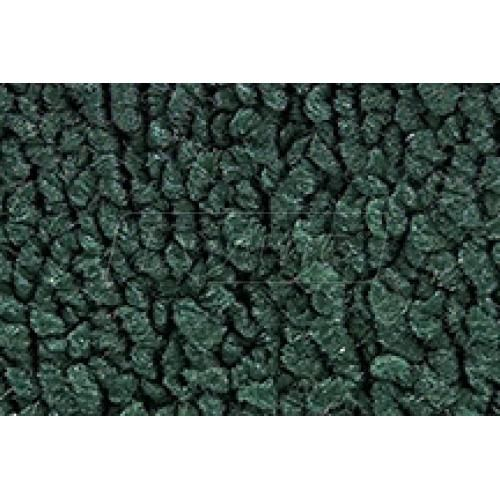 71-75 Chevrolet Corvette Complete Carpet 25 Blue Green