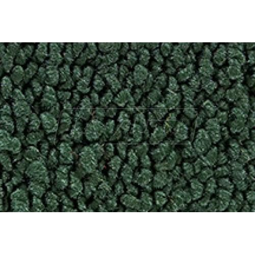 76 Chevrolet Corvette Complete Carpet 08 Dark Green
