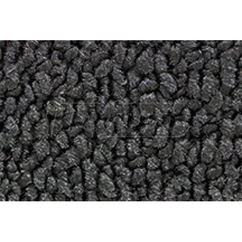 53-56 Ford F-100 Pickup Complete Carpet 35 Charcoal