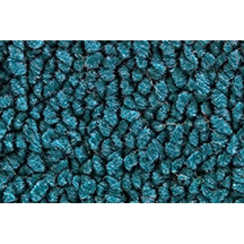 70-71 Mercury Cyclone Complete Carpet 17 Bright Blue