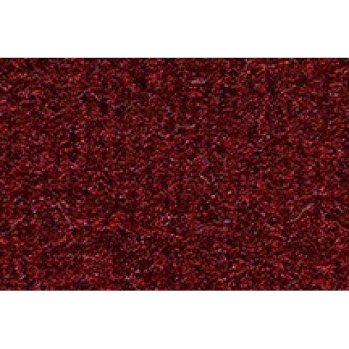 88-89 Mazda 323 Complete Carpet 825 Maroon