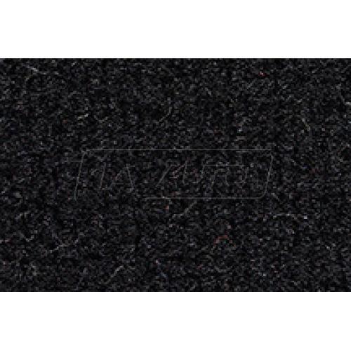 94 Dodge B150 Complete Extended Carpet 801 Black