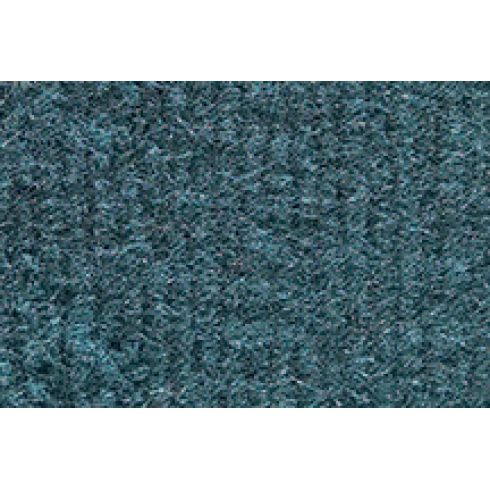 88-98 GMC C2500 Ext Cab Complete Carpet 7766 Blue