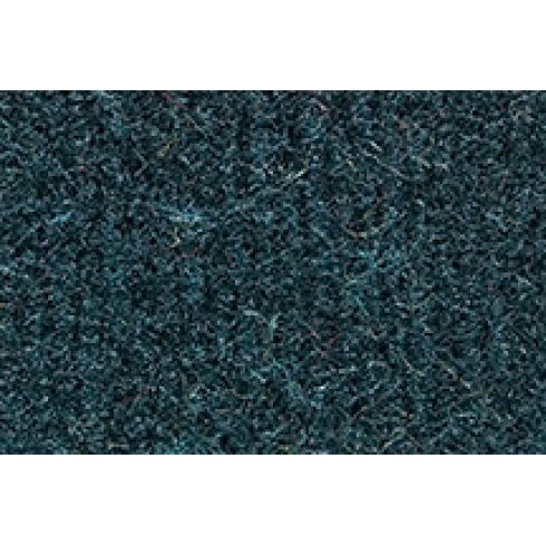 88-98 GMC C2500 Ext Cab Complete Carpet 819 Dark Blue