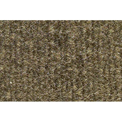 88-98 GMC C2500 Ext Cab Complete Carpet 871 Sandalwood