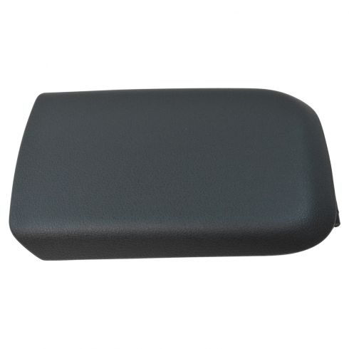 05-09 Ford Mustang Center Console Mounted Black Armrest Top Pad Lid Cover (Ford)