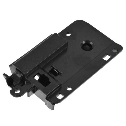 07-14 Chevy Silverado, GMC Sierra New Body Ebony Upper Glove Box Compartment Latch w/Handle (GM)