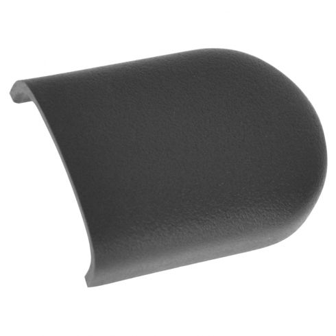 07-10 Jeep Wrangler Dashboard Mounted Grab Handle Slate Gray End Plug Cover LH = RH (Mopar)