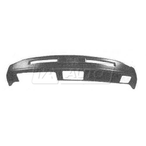 1978-80 Chevy Mailibu El Camino (Ctr Spkr) Dash Pad Cover (Upper Section Only)